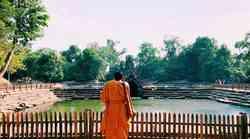 13 napotkov menihov Burme za srečno življenje