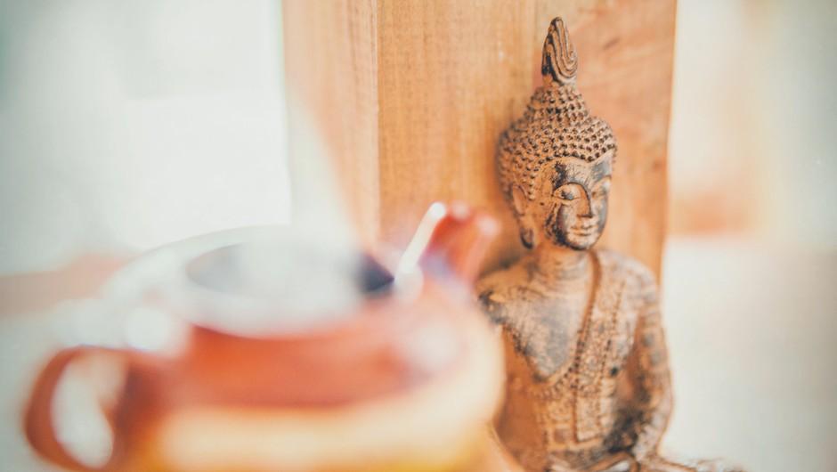 Kako se je Buda spopadal z nesramneži (foto: Pexels)