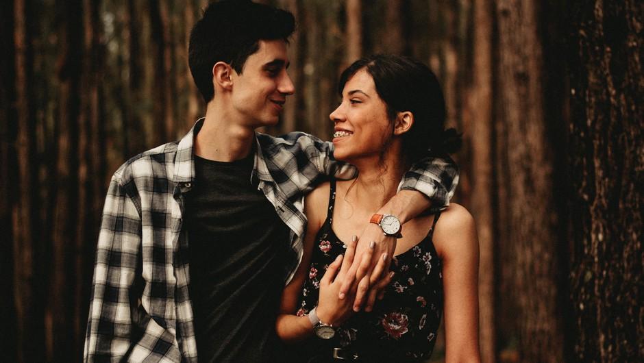 V življenju se zaljubimo le v 3 osebe (foto: unsplash)