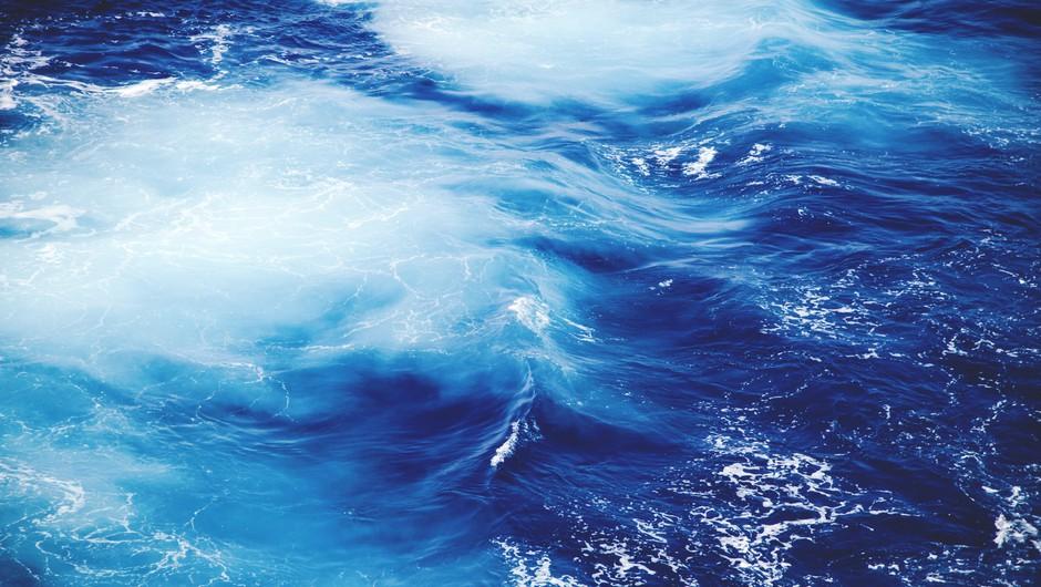 Je modra tudi vaša najljubša barva? (foto: Unsplash.com)