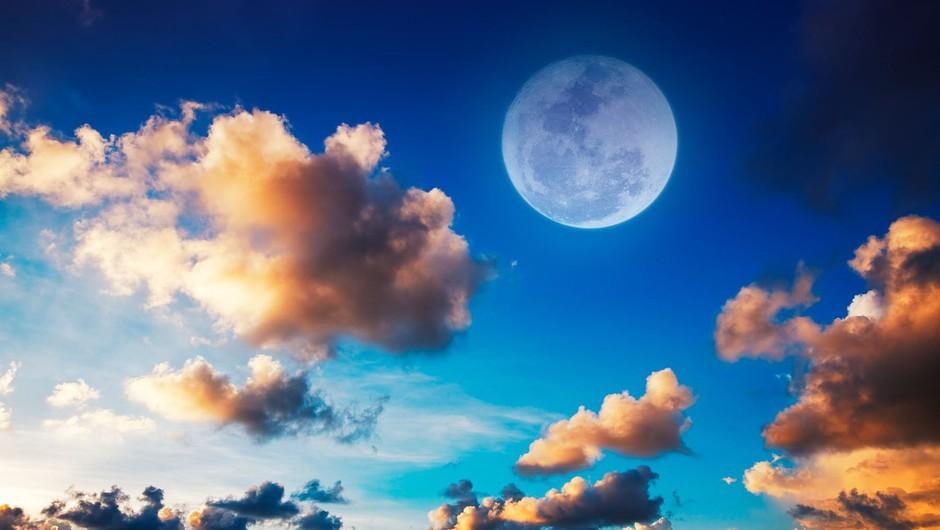Sporočilo za današnji dan: Polna luna v škorpijonu (foto: profimedia)
