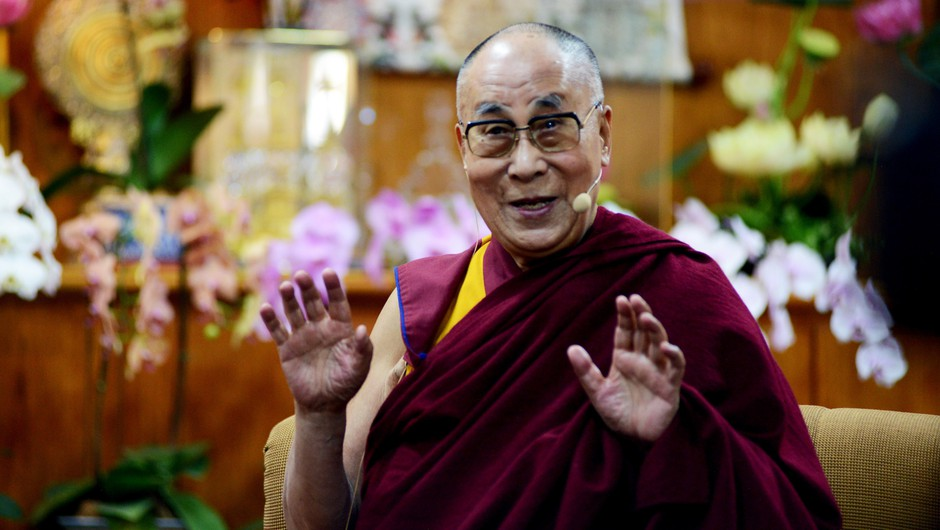 Dalajlama: Kaj nam je pokazala epidemija koronavirusa? (foto: profimedia)