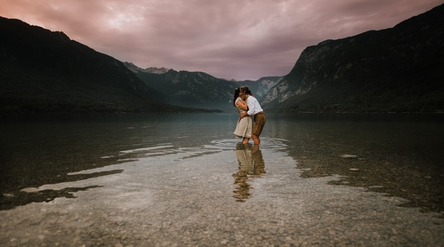 """V odnosih lahko vidimo, kako """"duhovni"""" smo v resnici (foto: KATJA JEMEC)"""