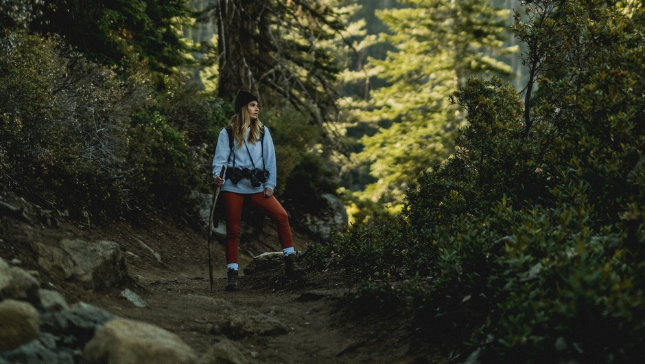 Ko ne veste, kaj storiti v življenju, pojdite v naravo (foto: unsplash)
