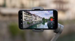 Kako lahko med sprehodom v naravi ustvarite popoln video z vašim telefonom?