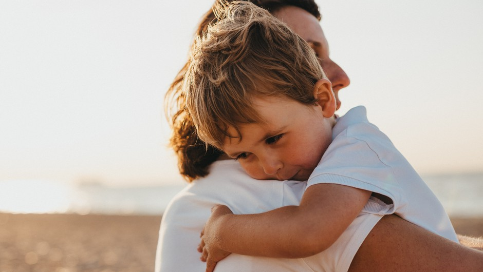 Ko te otrok vpraša: »Mama, kdaj bomo pa mi umrli?« (foto: Unsplash.com)