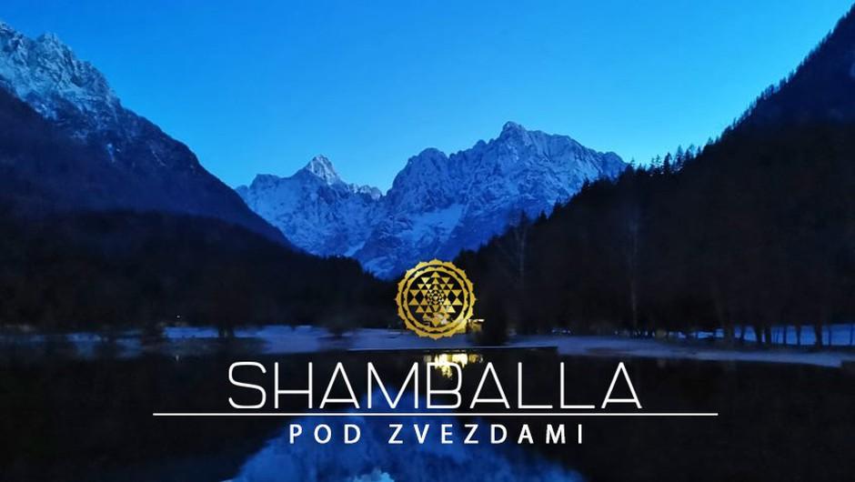 Glasbena meditacija pod zvezdami v objemu gora (Kranjska Gora) (foto: Shamballa)