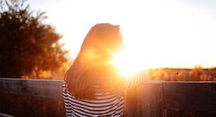 Prihaja močna energija Sonca v levu