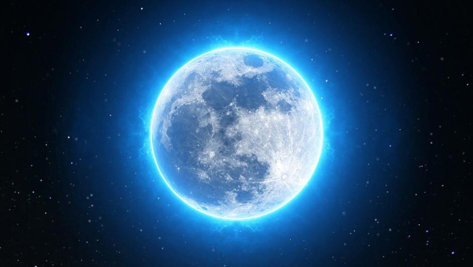 Prihaja polna luna - veča se naša občutljivost (foto: pixabay)