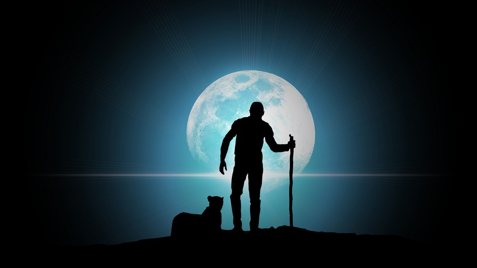 POLNA LUNA v ovnu: Čas, ko lahko prekinemo karmatične cikle (foto: pixabay)
