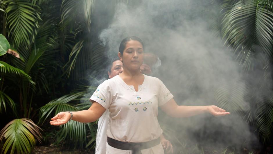Čudovit nasvet mehiške šamanke, kako se pozdraviti (foto: profimedia)
