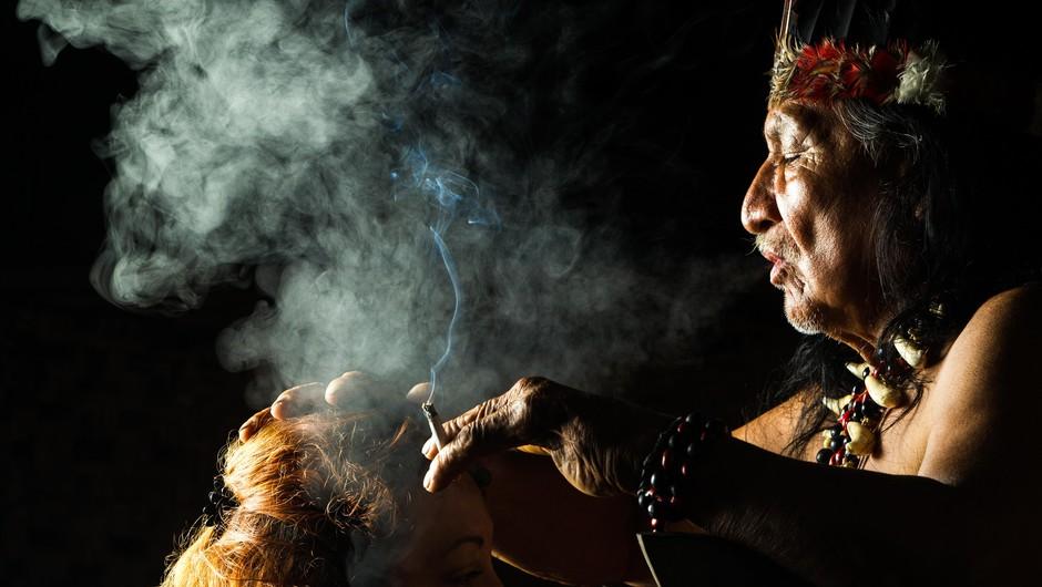 Šamanski pogled na duševno bolezen: Tisti, ki razvijejo psihične motnje, so ponavadi tisti, ki so bolj občutljivi (foto: profimedia)
