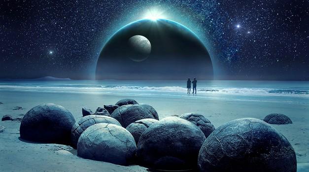 Še zadnji napotki pred mrkom: Celotno človeštvo je na preizkušnji (foto: pixabay)