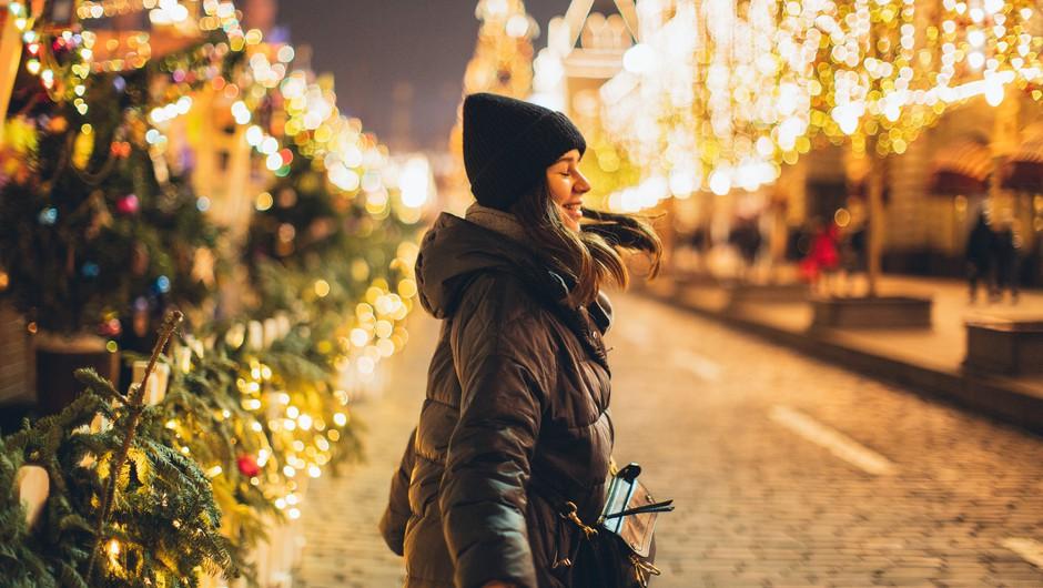 Naj bo letošnji december namenjen prekinitvi začaranih krogov (zapis urednice) (foto: pexels)