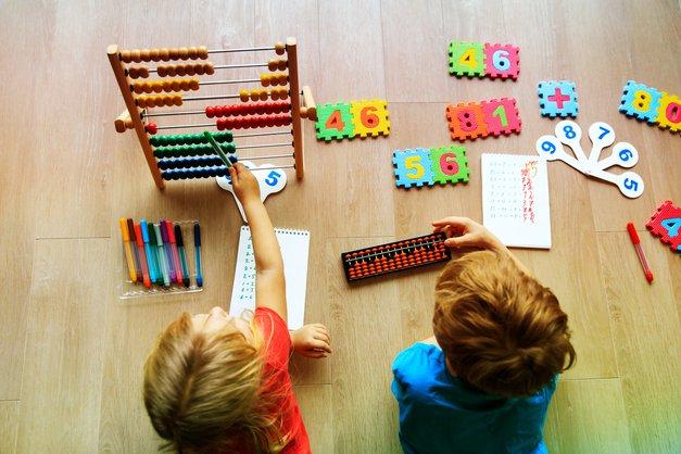 Če ta prijeten izziv vključite v otrokovo rutino, mu boste veliko pomagali (sploh v tej situaciji) (foto: SHUTTERSTOCK)