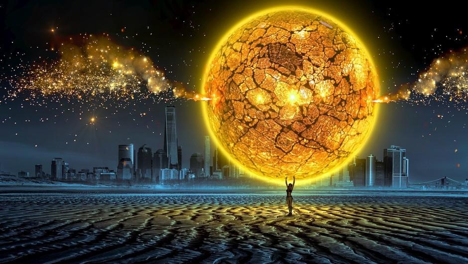 Pričela je delovati energija sončevega mrka (14. 12.) (foto: pixabay)