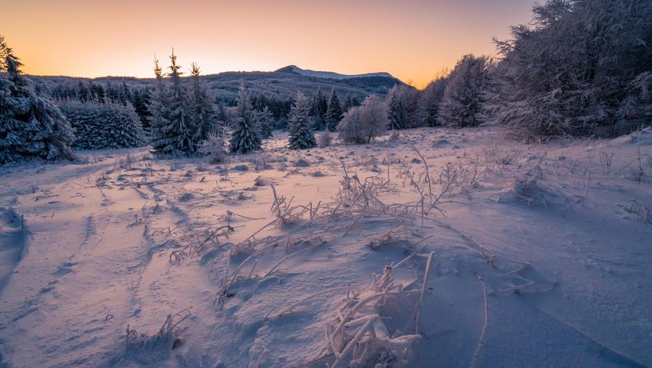 Zimski solsticij 21. 12. – edino pravo novo leto (foto: pexels)