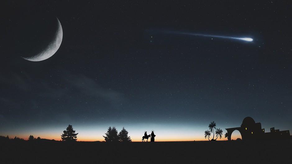 Božična zvezda se bo pojavila na nebu prvič po 800 letih (foto: pixabay)
