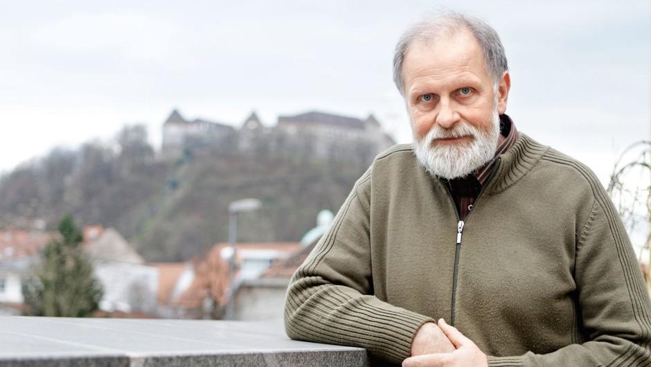 """Karel Gržan: """"Po tem pismu bom uvrščen med teoretike zarote."""" (foto: Goran Antley)"""