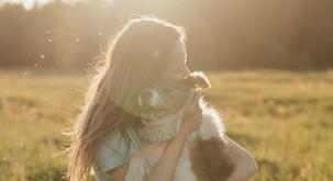 Z mačkami in psi smo globoko duhovno povezani