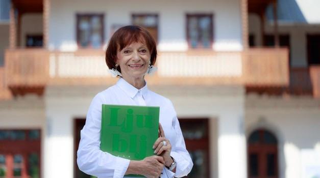 Večer z Manco Košir bo posvečen Feriju Lainščku (foto: švicarija)