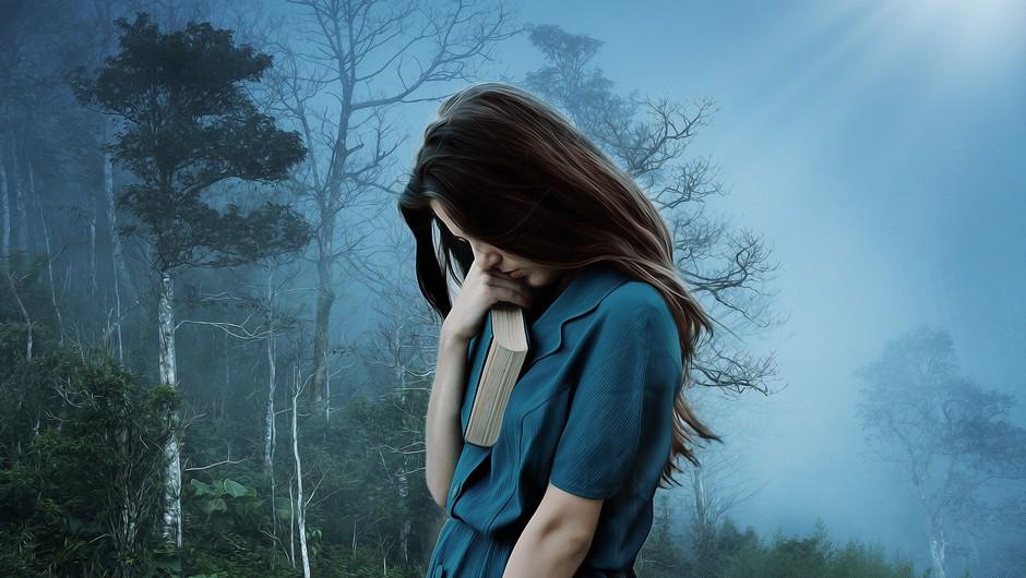 Zakaj pride do občutka globoke notranje žalosti brez očitnega razloga? (foto: pixabay)