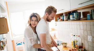 Ko kuhate, sta pomembna čista energija in čisti prostor (uvedite te rituale)