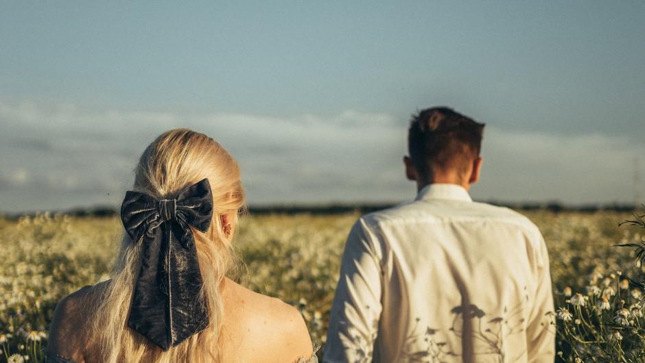 Kaj storiti v odnosu, v katerem eden od partnerjev čuti, da ga drugi duši? (foto: pexels)
