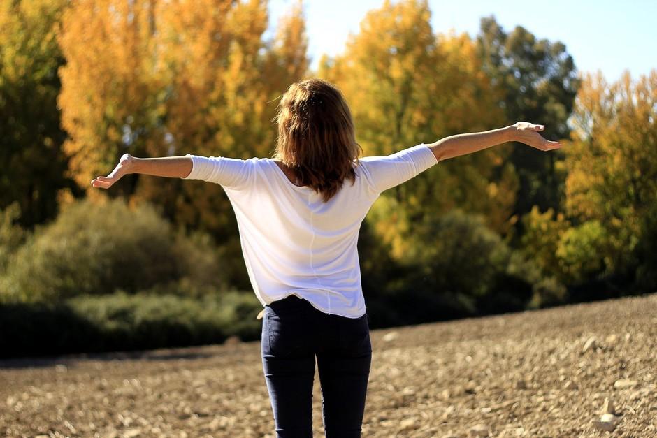 Meditacija: kako vzpostaviti stik z Božanskim in angeli? (foto: Pixabay.com)