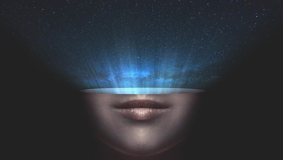 Kozmična duša - naša resnična narava onkraj linearnega časa (foto: pixabay)