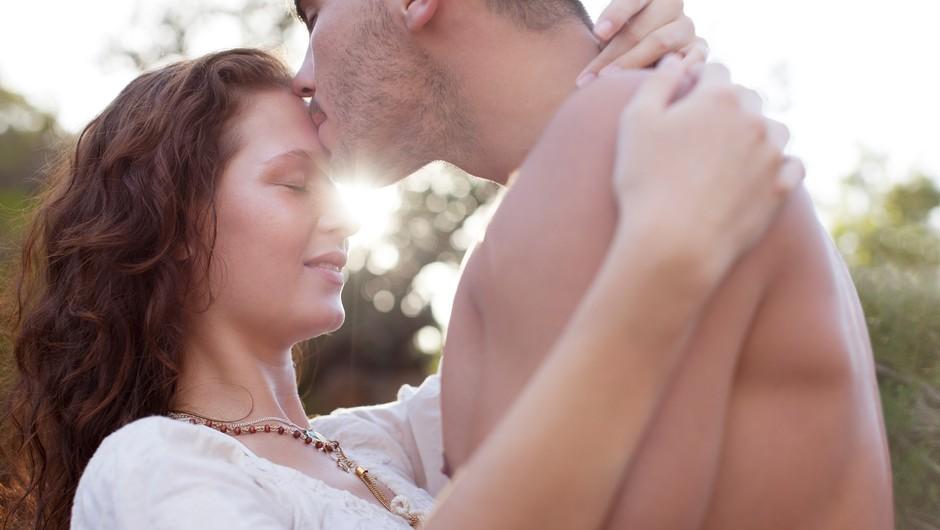 Če nekoga ljubite, mu dajte vso vašo ljubezen (foto: profimedia)