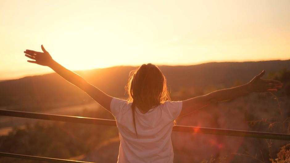 Sporočilo za današnji dan: Si močna duša vredna ljubezni (foto: profimedia)
