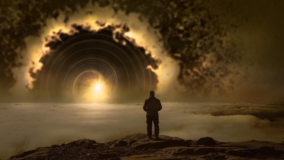 Sporočilo za današnji dan: Življenje ni ravna črta, ampak spirala (foto: pixabay)