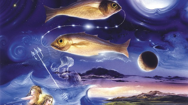 Mlaj v ribah: Vedno obstajajo nove dimenzije, v katere lahko zaplavamo (foto: profimedia)