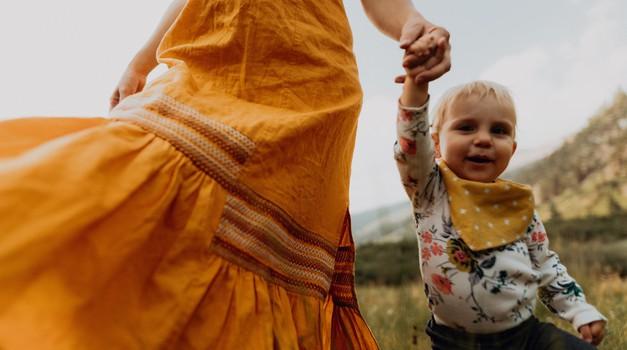 8 znakov, da morda zatirate travmatične otroške spomine (foto: profimedia)