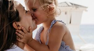 Biti mama je najpomembnejša vloga, saj se v njej obenem izgubiš in najdeš