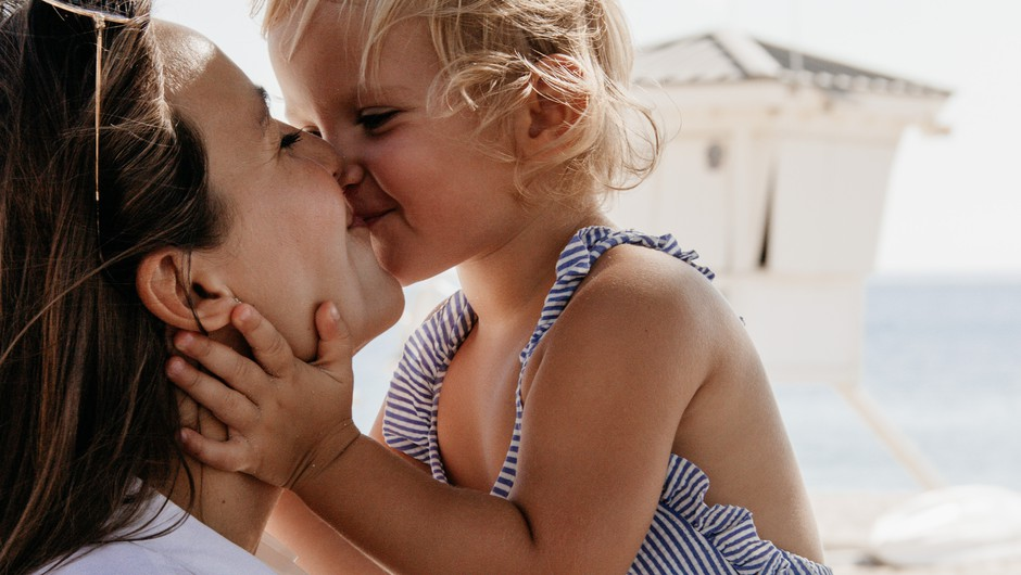 Biti mama je najpomembnejša vloga, saj se v njej obenem izgubiš in najdeš (foto: Pexels)