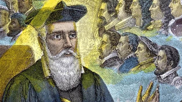 Nostradamus je pred 500 leti napovedal pohod nezaustavljivega virusa in številnih kužnih bolezni (foto: profimedia)