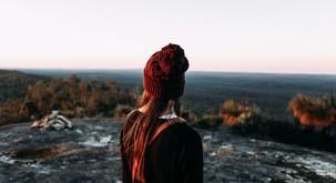 Ko ne veš, kaj storiti, pojdi v naravo, se samo ozri naokoli in opazuj