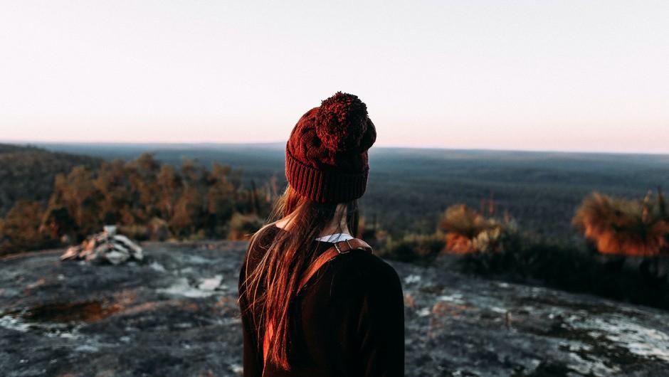 Ko ne veš, kaj storiti, pojdi v naravo, se samo ozri naokoli in opazuj (foto: pexels)