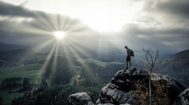 Človek ima vse, kar išče in za kar si prizadeva, že v sebi. (foto: shutterstock)