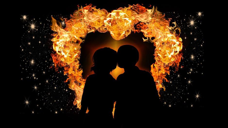 Močna čustvena povezanost - temelj, ki drži razmerje trdno (foto: pixabay)
