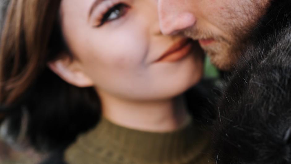 Če vaš partner ne razume vašega jezika in vi ne njegovega, je katastrofa neizogibna (foto: pexels)