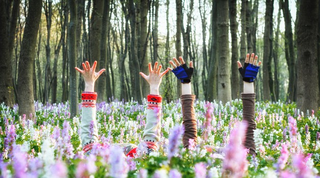 Sporočilo na današnji dan: Deluj srečno (foto: shutterstock)