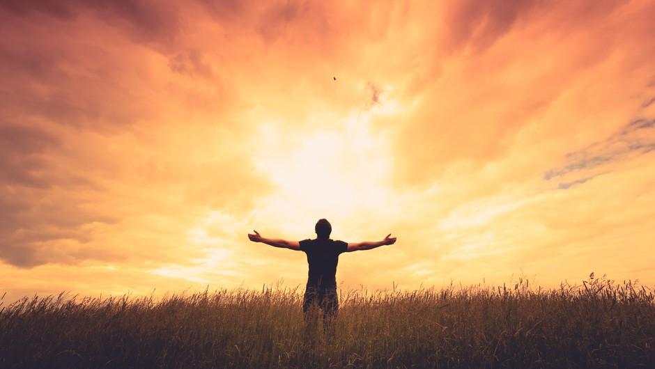 Smisel človeka v svetu je, da spozna, zakaj je v svetu (foto: shutterstock)