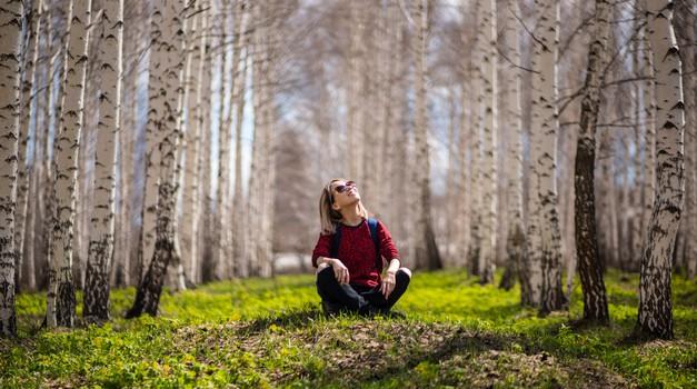 3 prakse, s katerimi se lahko spet zbližamo z naravo (foto: pexels)