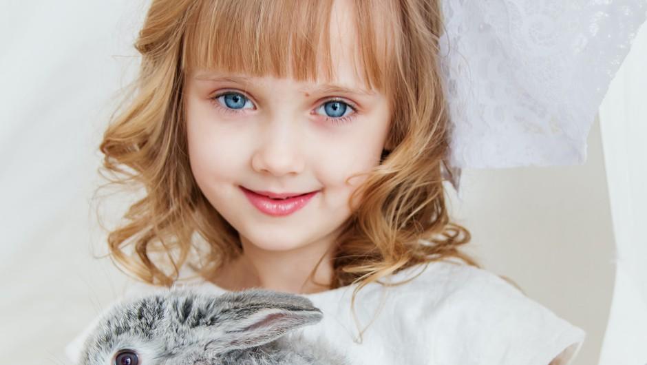 Kako prepoznati otroka empata? (foto: pexels)