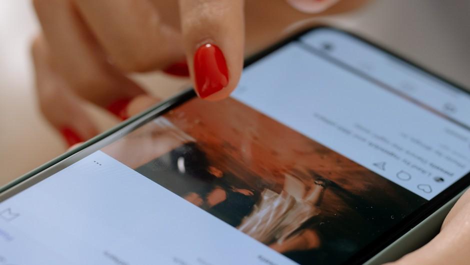 """""""Lajk"""" kot varanje - čustveno varanje s pomočjo socialnih omrežij (foto: pexels)"""