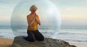 V mislih prosite svoje duhovno vodstvo za zaščito vaše energije