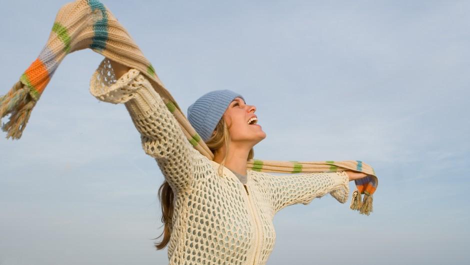 Zaobljuba: Ker se spoštujem, ne bom več prenašala negativnih energij (foto: profimedia)